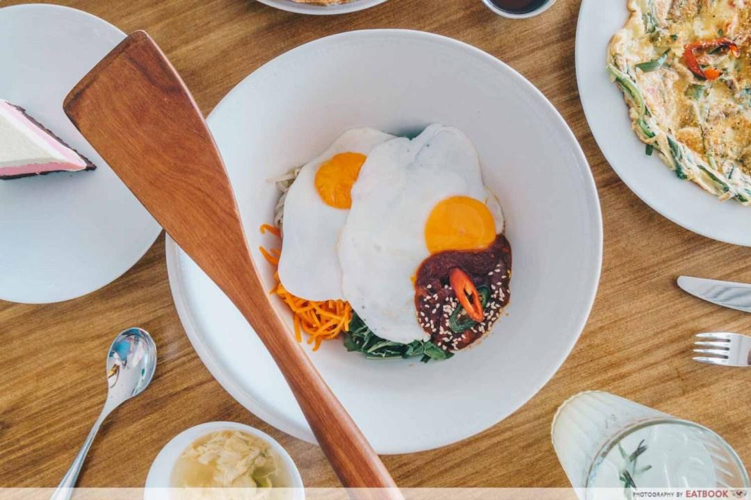 Kong Cafe - Bibim Bowl