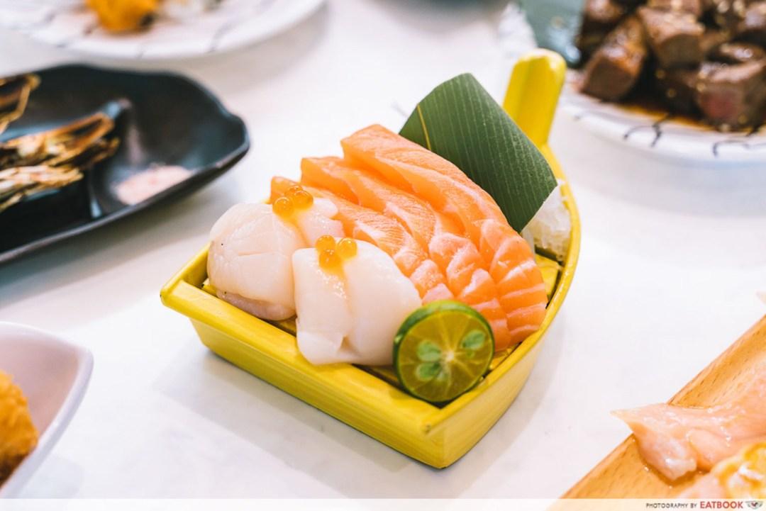 Sushi Plus - Assorted Sashimi