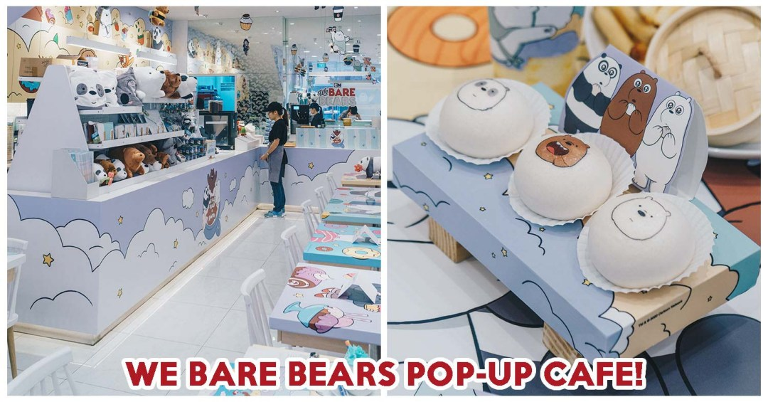 We Bare Bears Cafe - Featured image