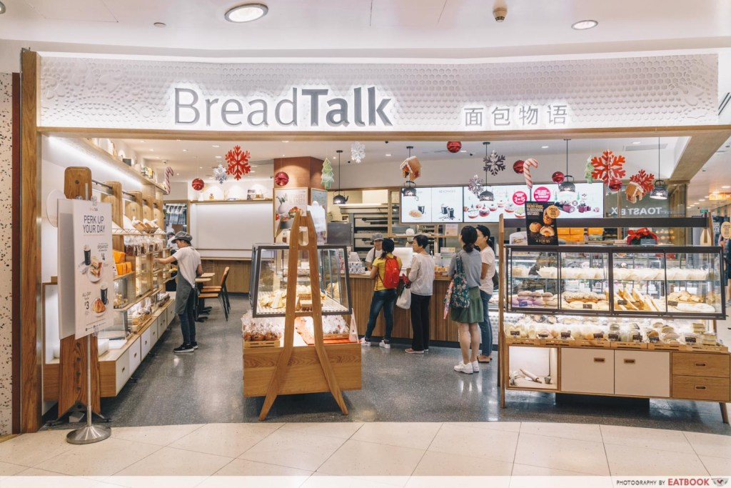 velocity food breadtalk store