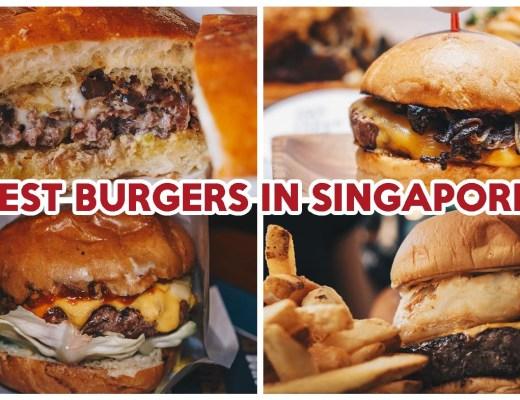 Best Burger Singapore Cover