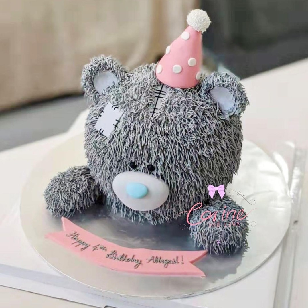 Birthday Cake Shops - Corine and Cake
