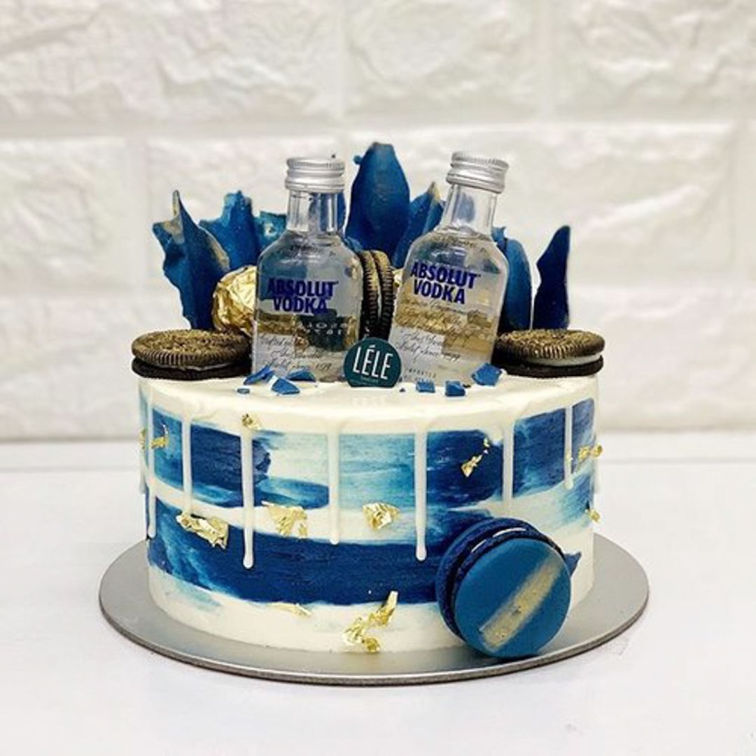 Birthday Cake Shops - LÉLE Bakery