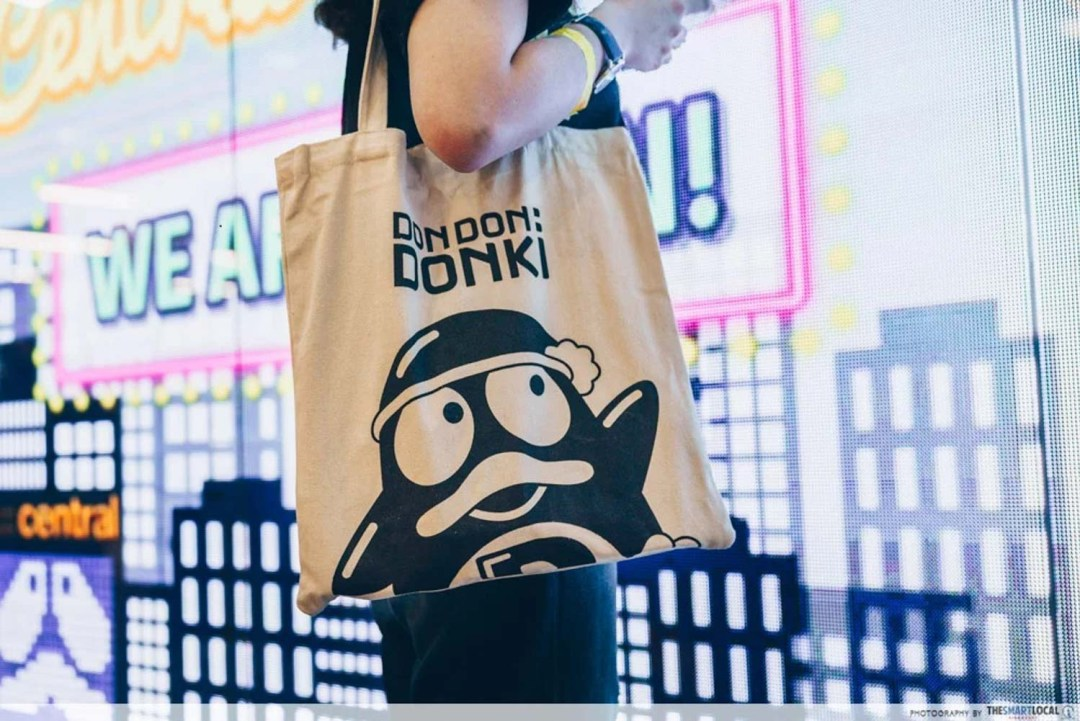 Don Don Donki Jem - Tote bag