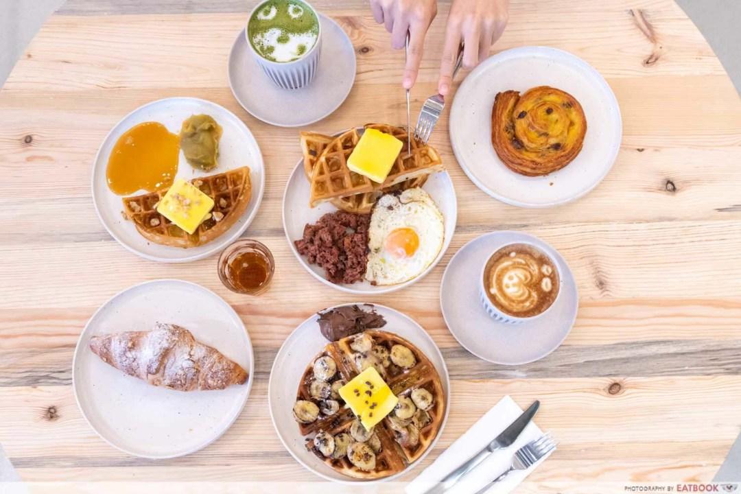 January New Restaurants - Kómma Social Cafe