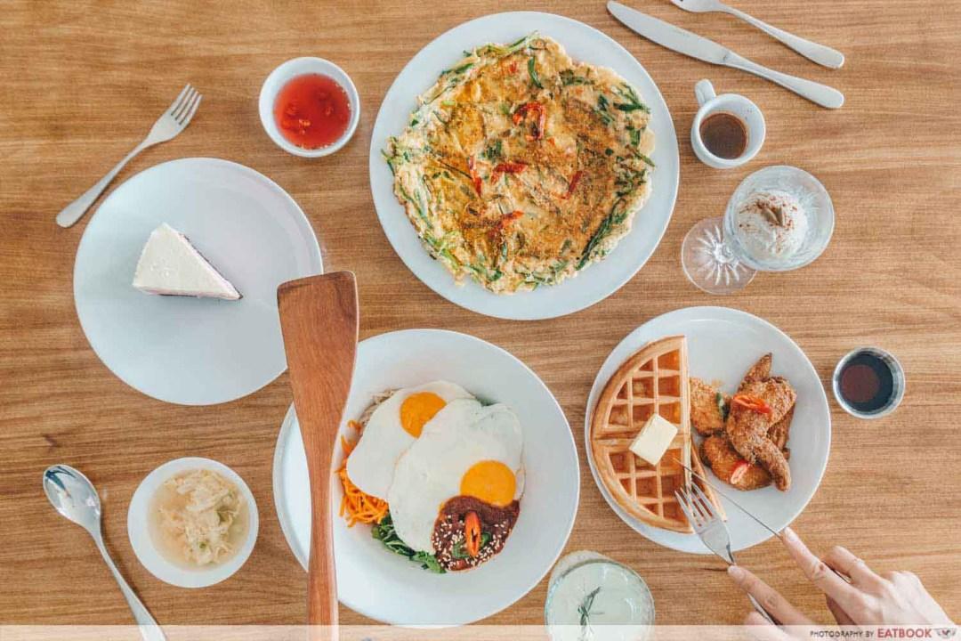 January New Restaurants - Kong Cafe