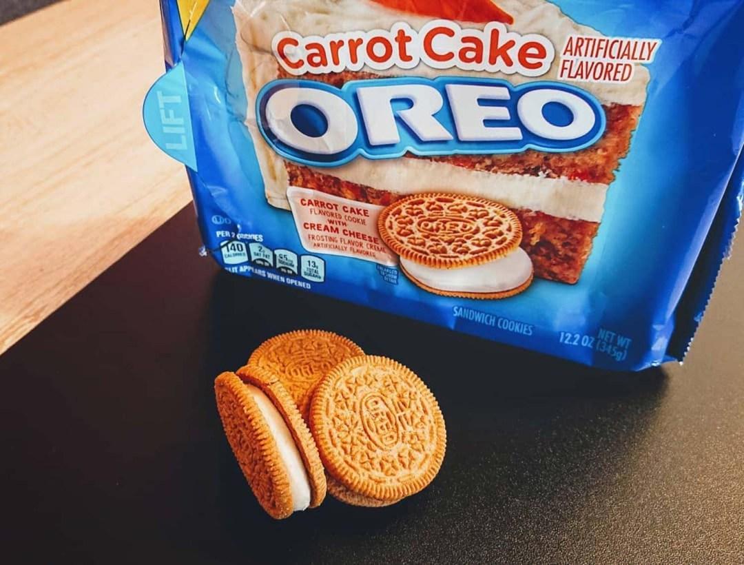 Oreo - Carrot Cake Cookie