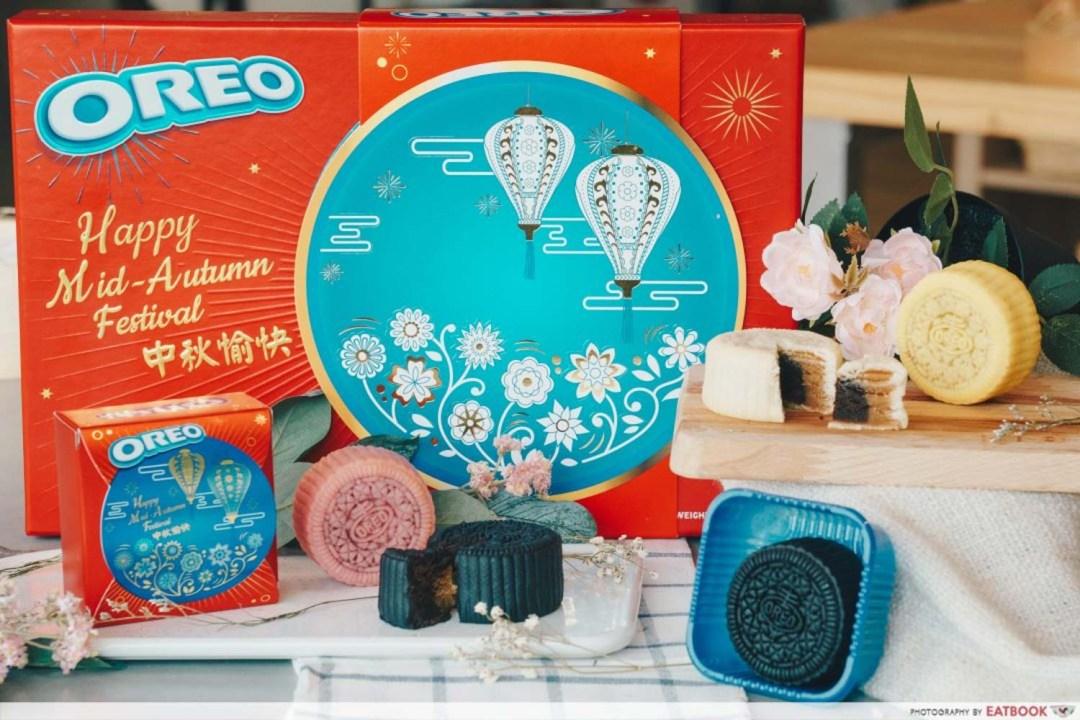 Oreo - Mooncake