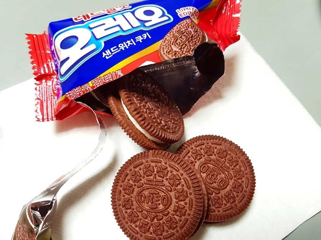 Oreo - Red Velvet Cookie