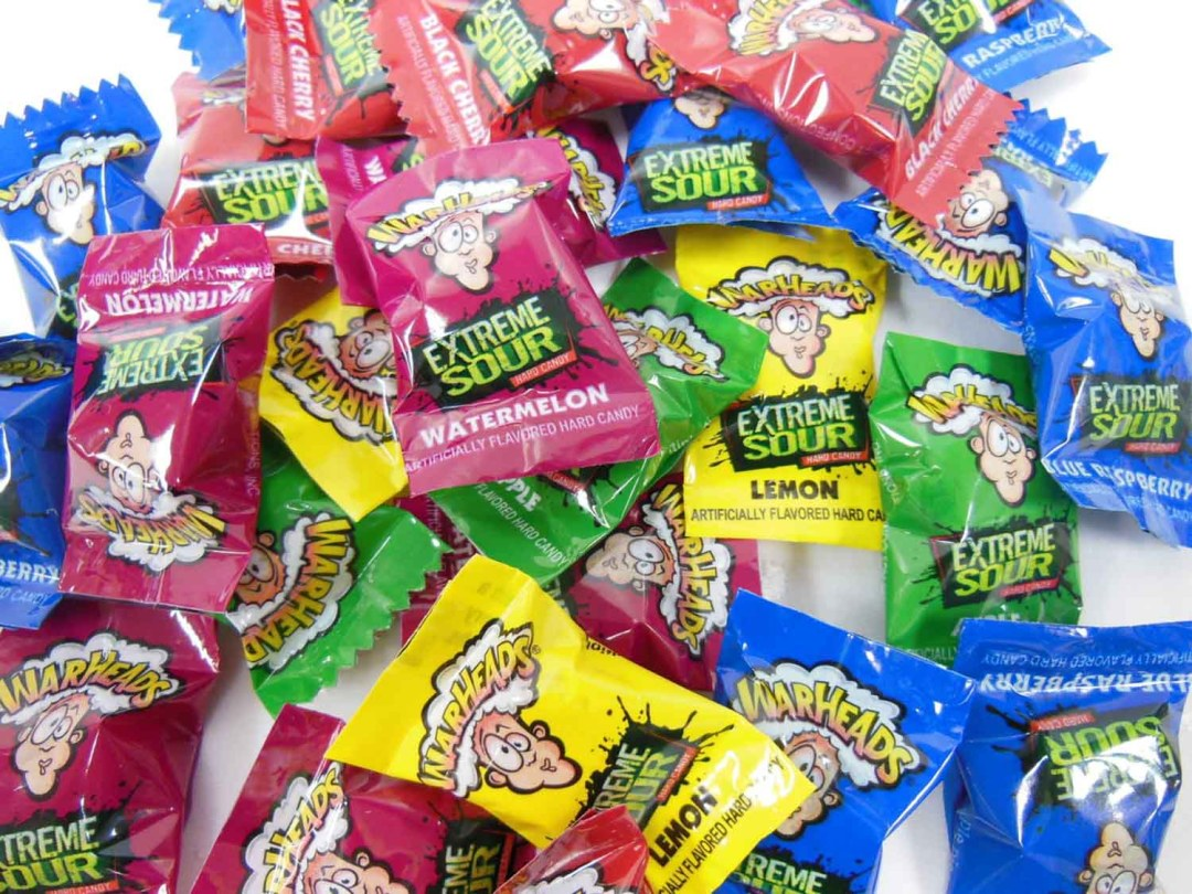 Primary School Snacks - Warheads