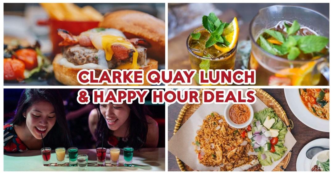 Clarke Quay Deals - Feature Image