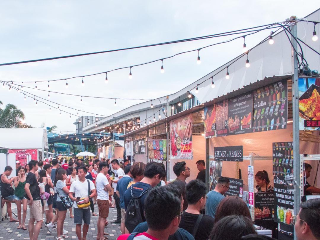 Eatbox 2020 - Food Festival