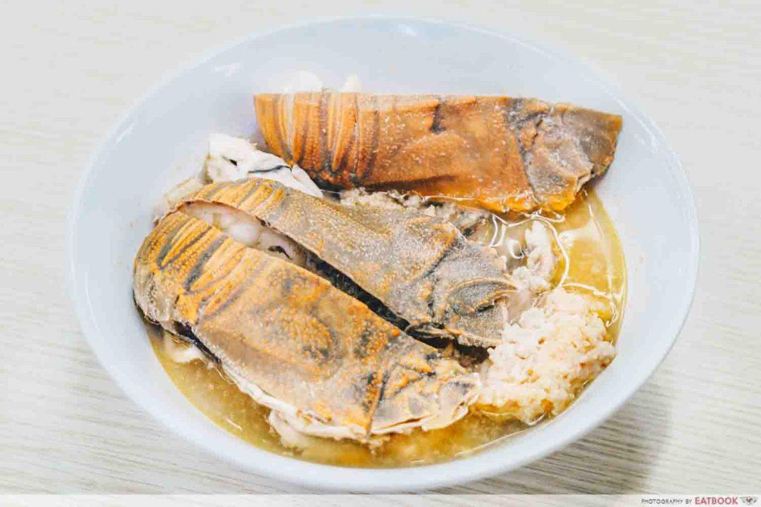Jia Li Seafood Soup Crayfish