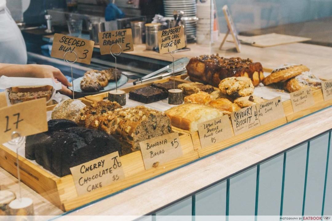 New Restaurants March 2020 - Baker's Bench Bakery