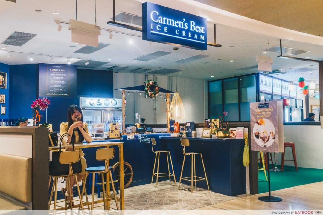 Carmen's Best - Shop Interiors