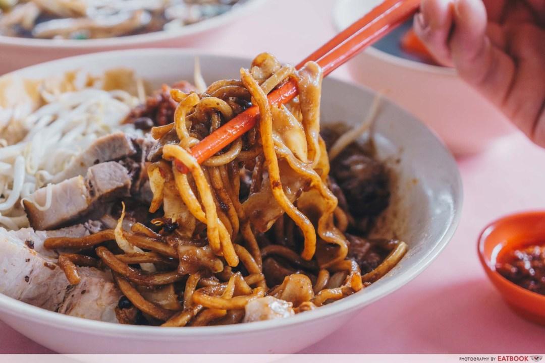 Heng Huat - Noodle pull