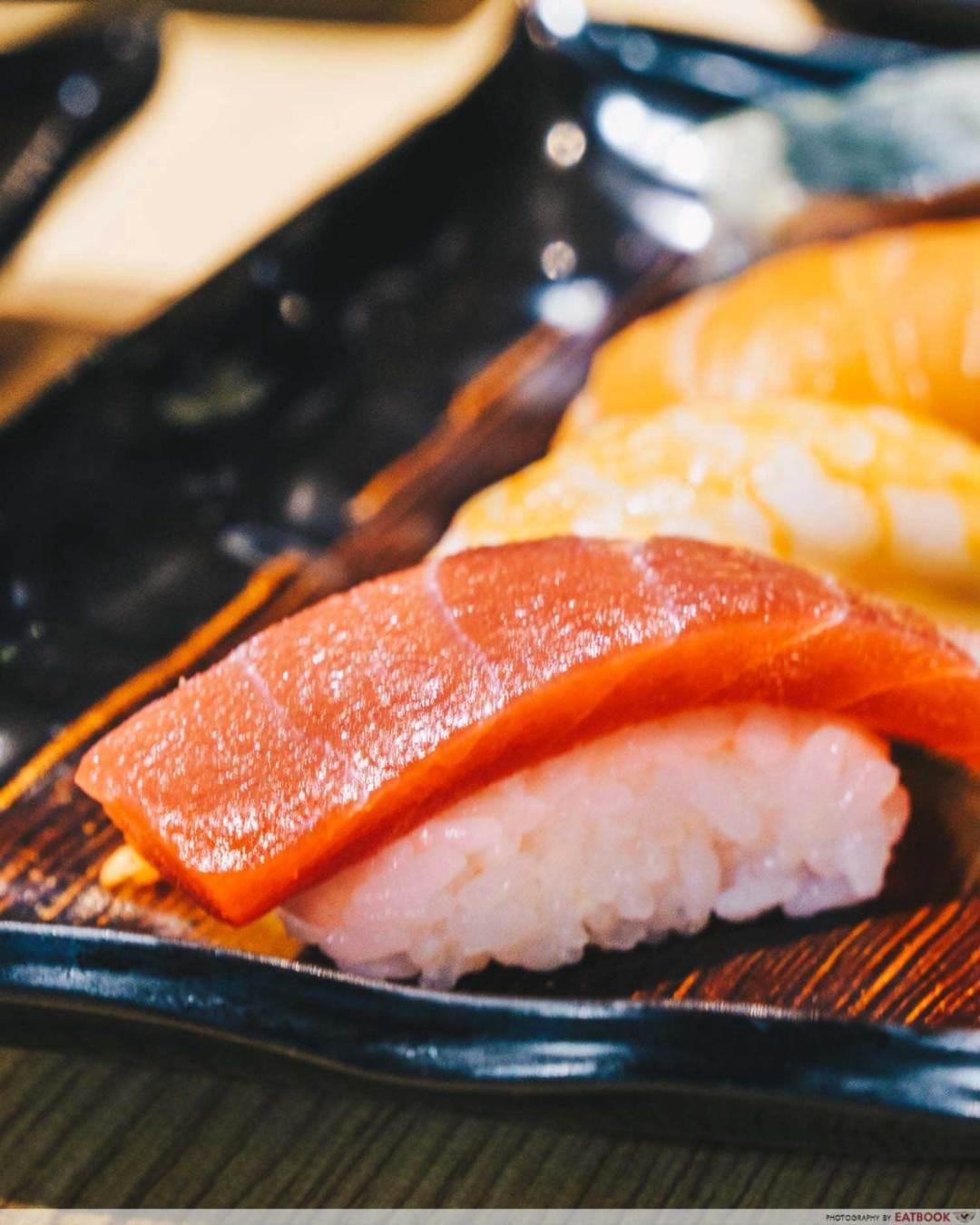 Chojiro Tuna sushi