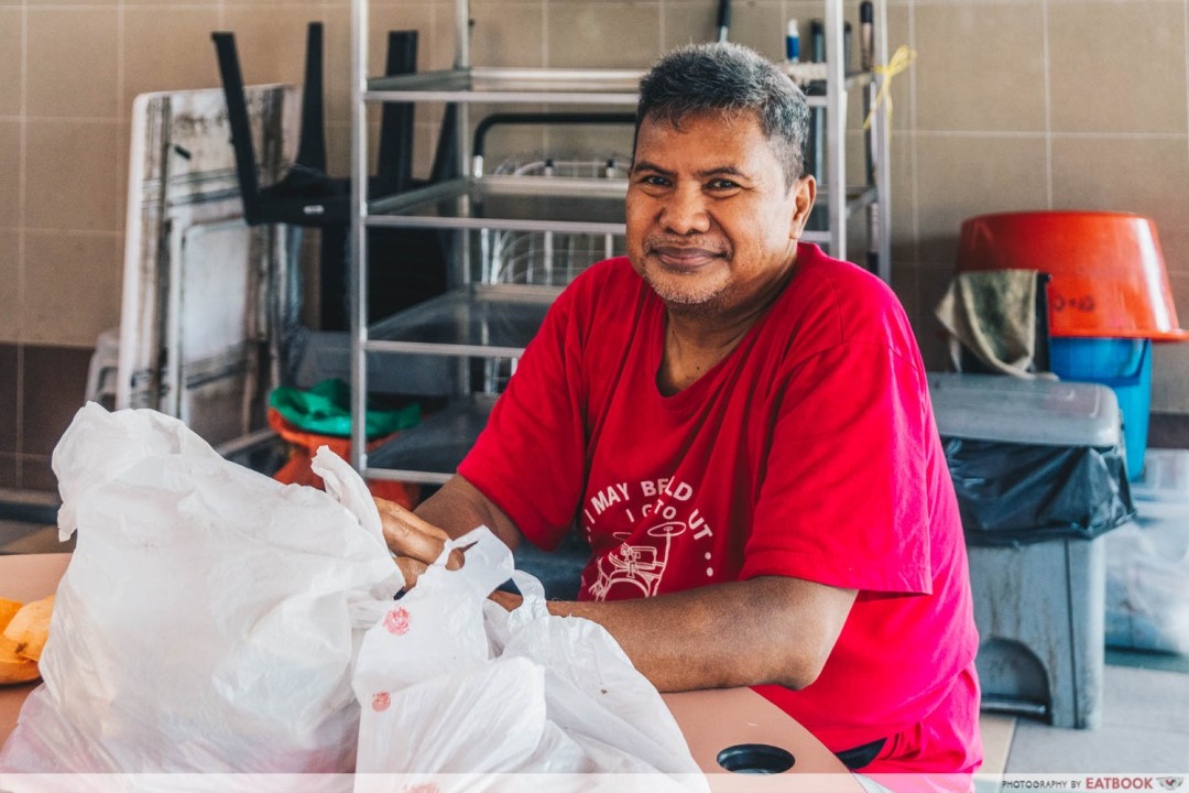 Rahim Muslim Food - Owner