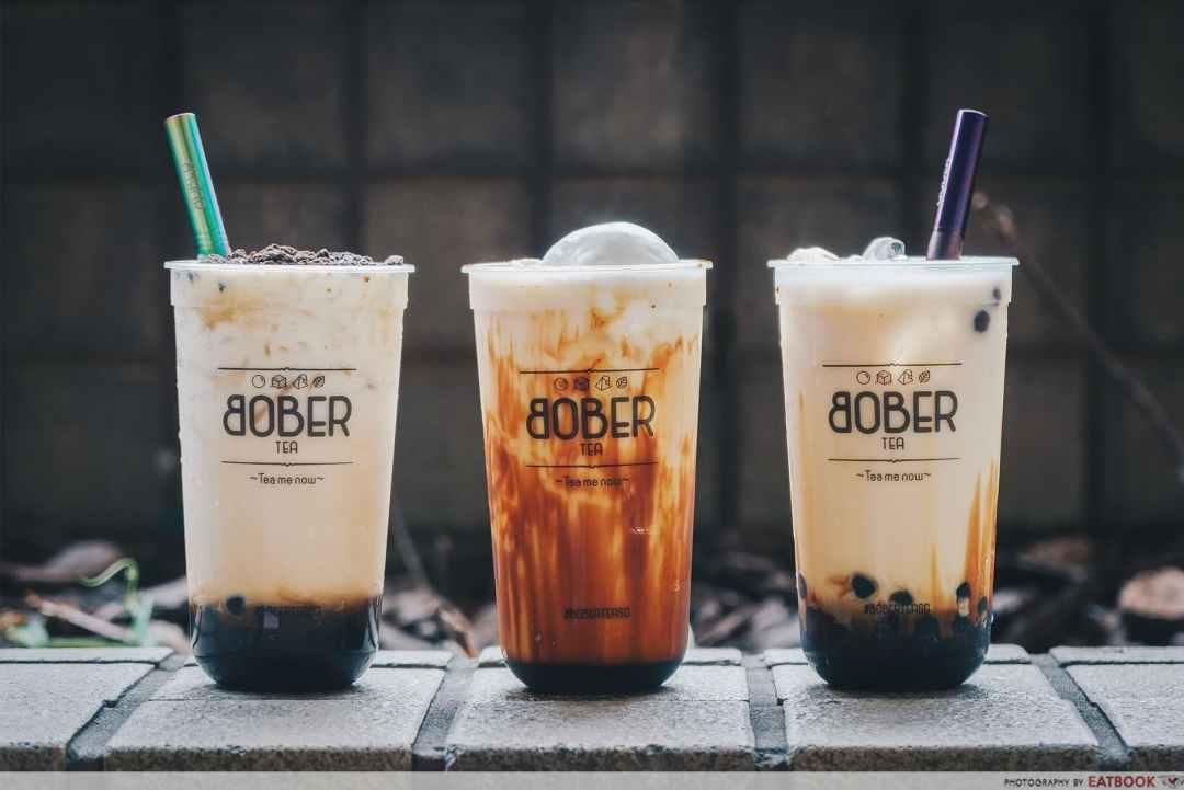 Bober Tea Delivery - Bober Tea drinks