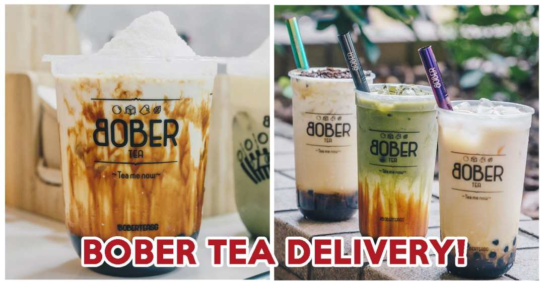 Bober Tea Delivery - Feature Image