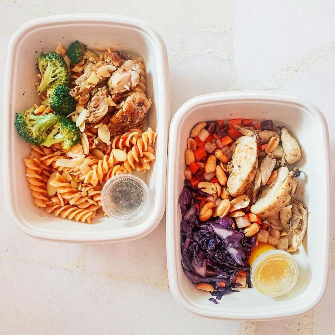 Healthy Food Delivery - Grain