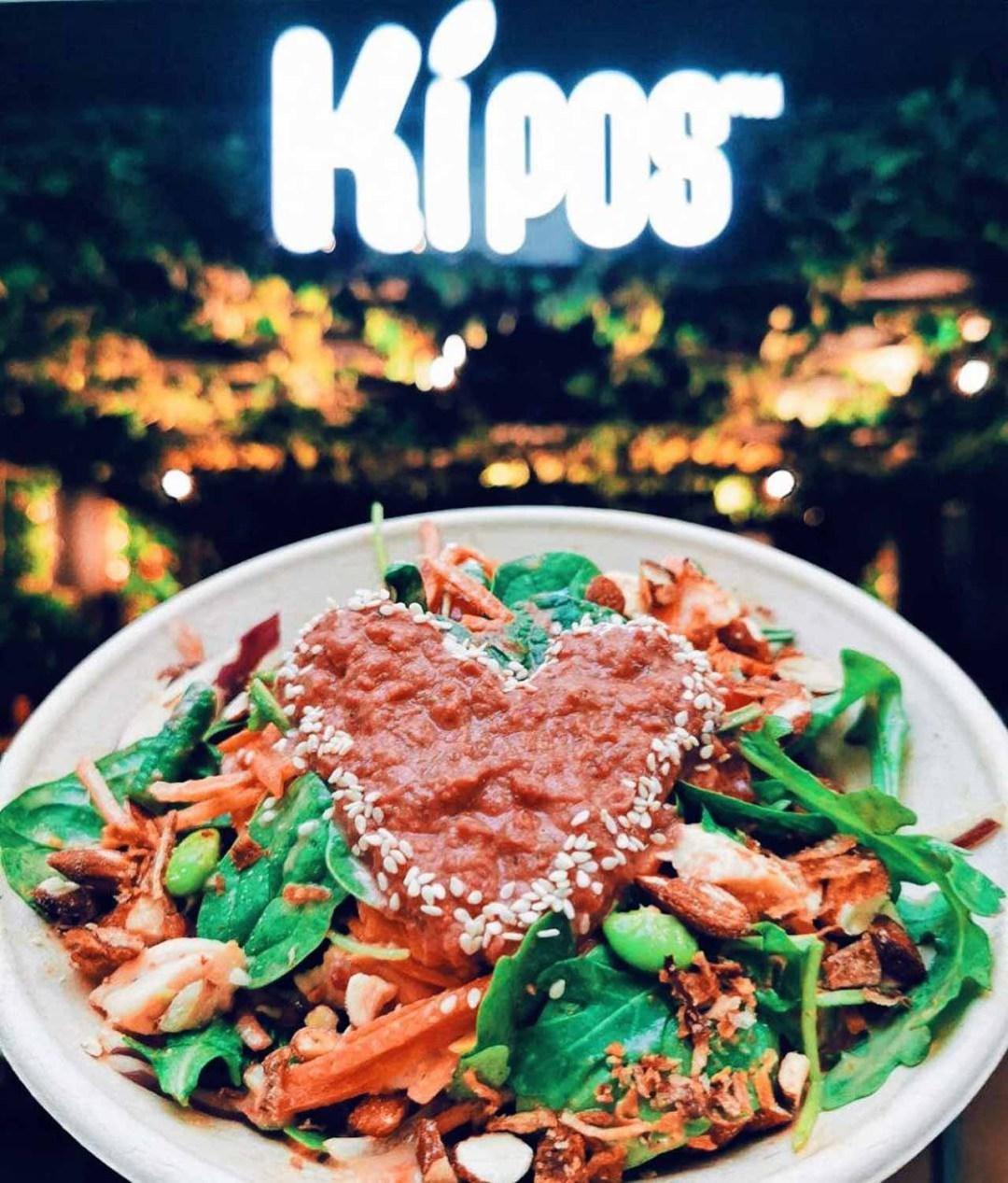 Healthy Food Delivery - Kipos gourmet