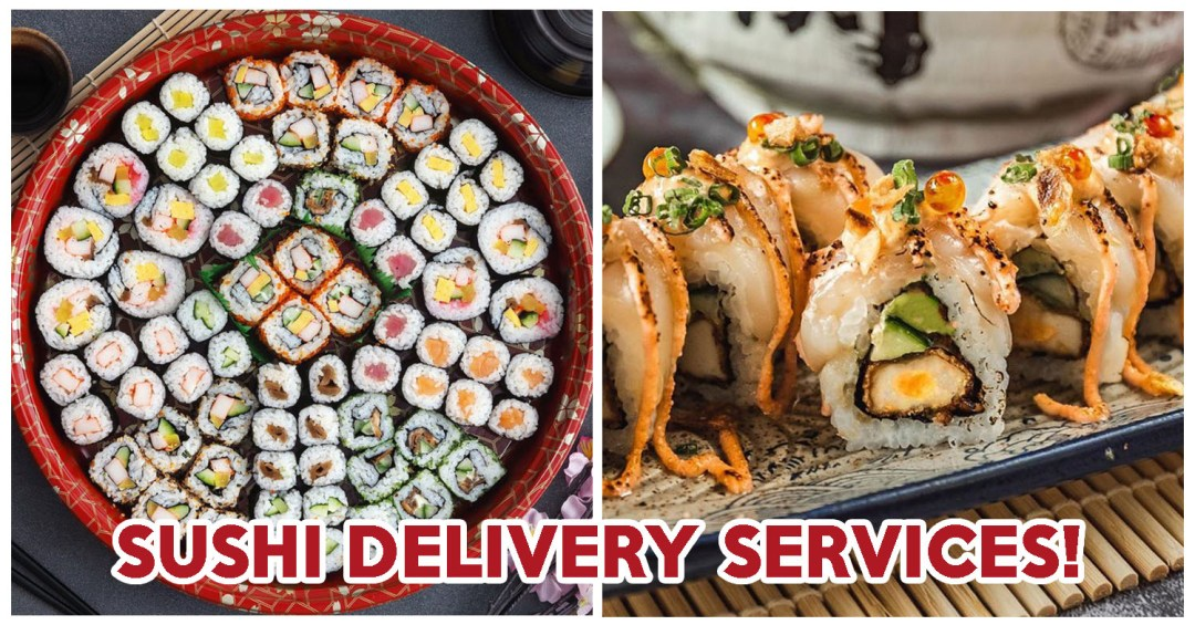 Sushi Delivery - Feature Image