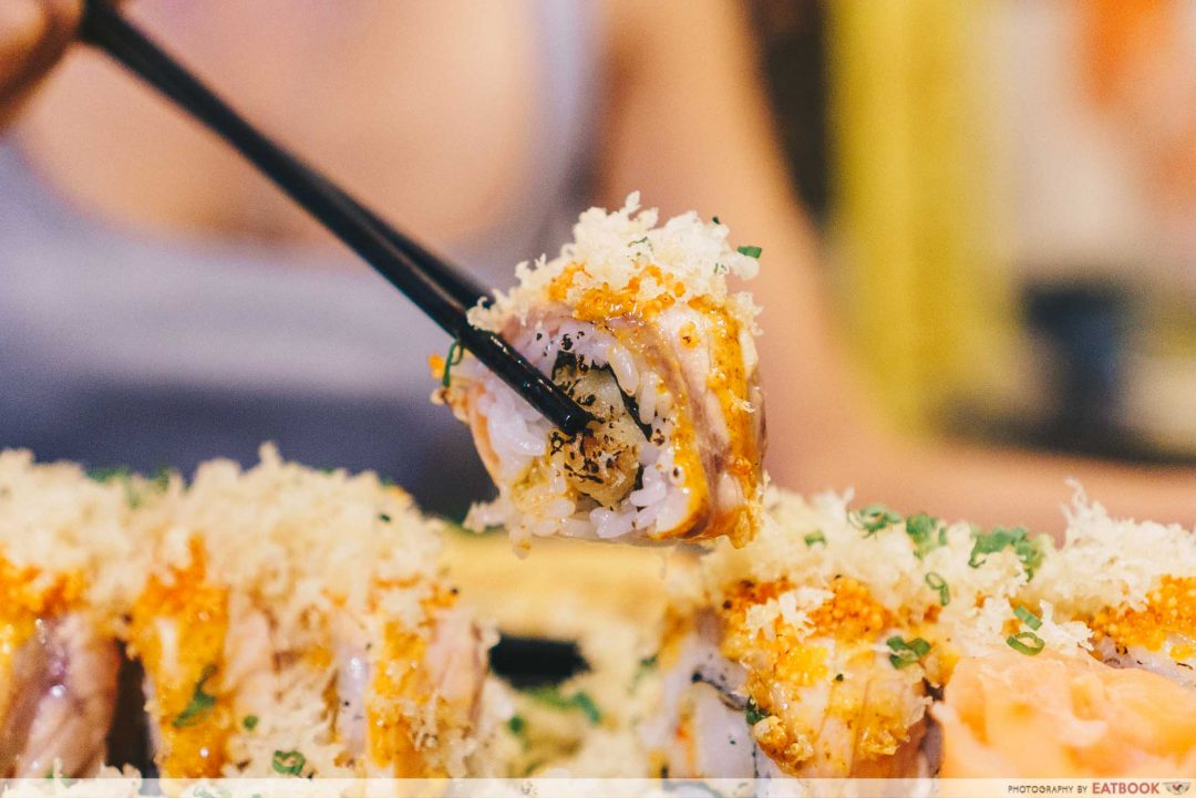 Sushi Delivery - Sushi