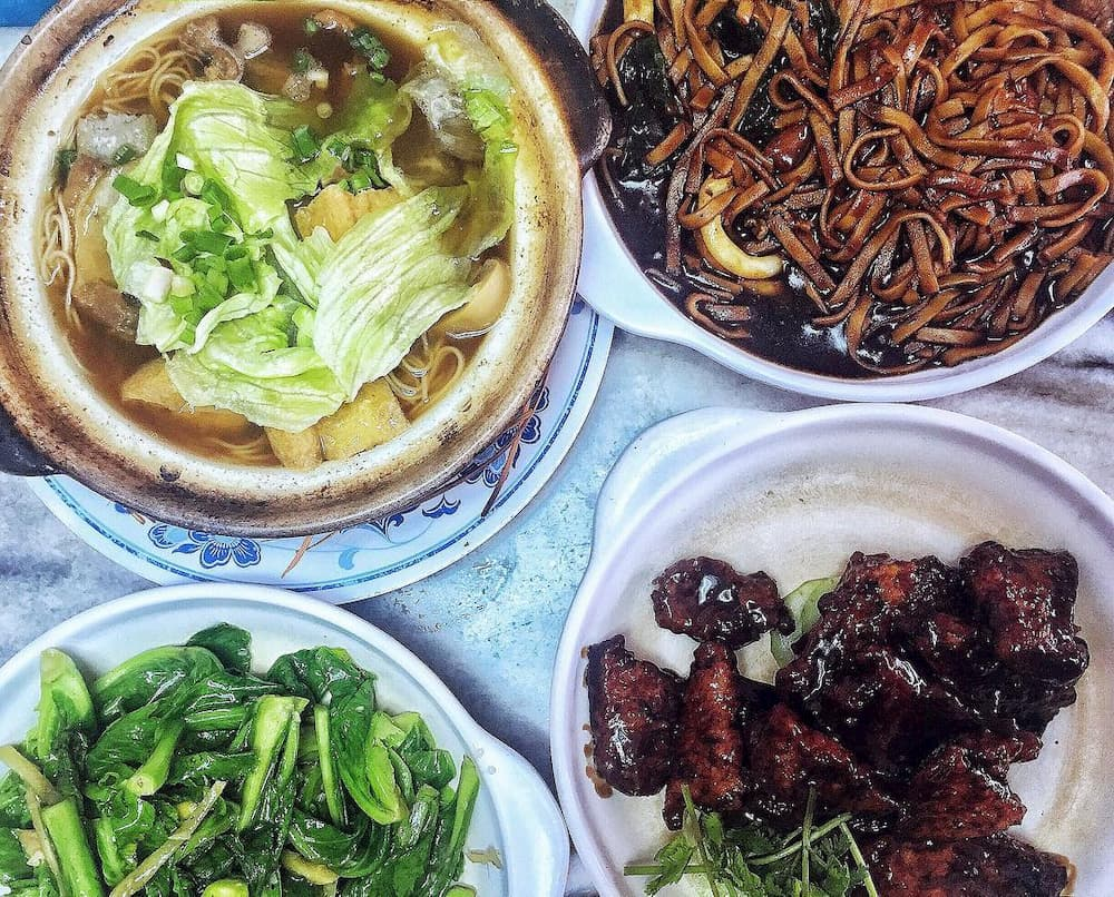 Zi Char Free Delivery - JB Garden Seafood Restaurant