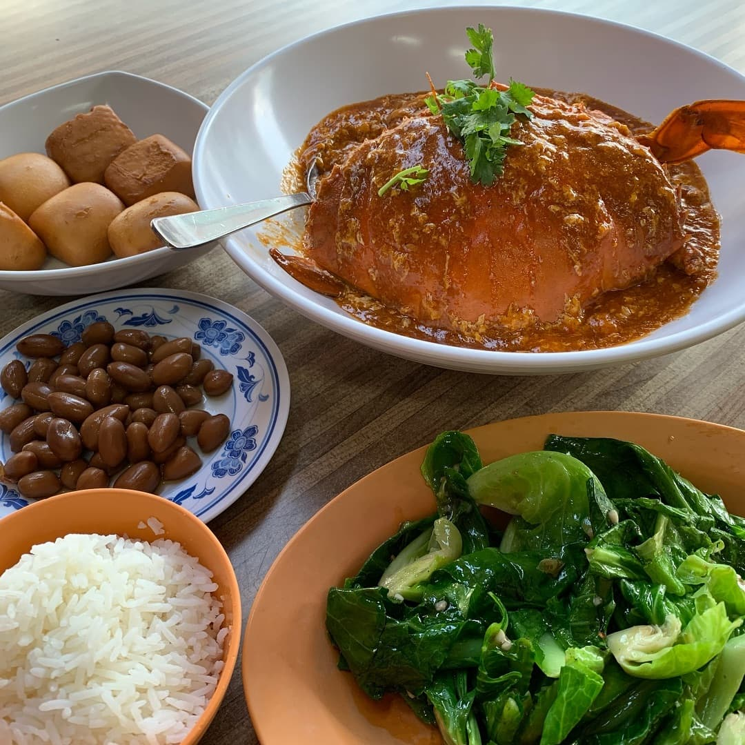 Zi Char Free Delivery - Sin Hoi Sai Eating House