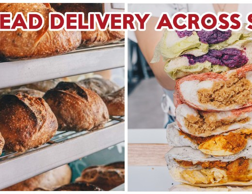 bread delivery singapore