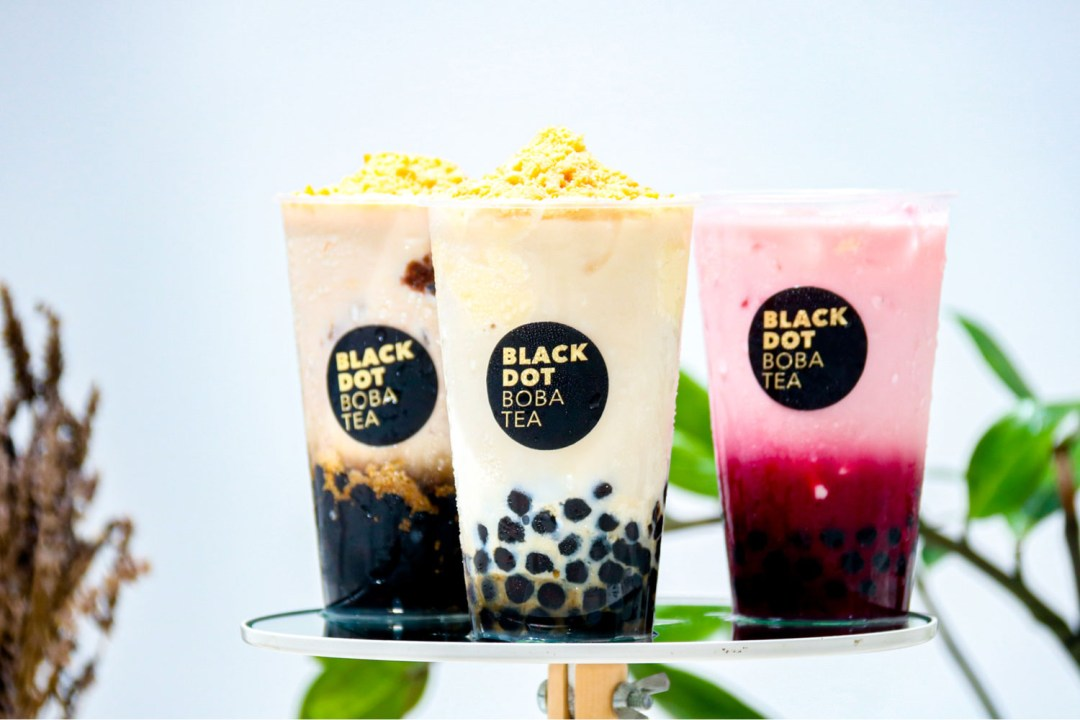 Black Dot Boba Tea Delivery - Pic 1