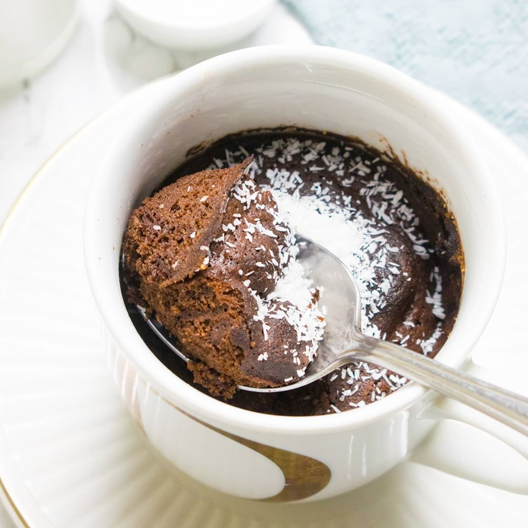 Mug Cake Recipes - Milo Mug Cake