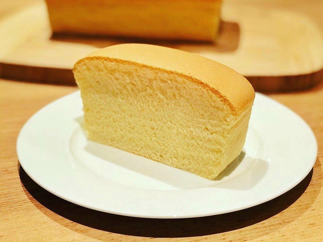 No Bake Cake Recipes - Castella Cake Slice