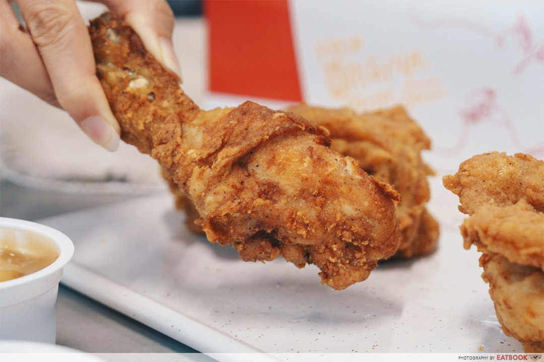 Recipes Famous Dishes - KFC Fried Chicken