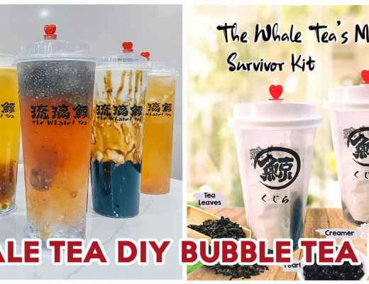 Whale Tea DIY Bubble Tea Kits - Feature Image