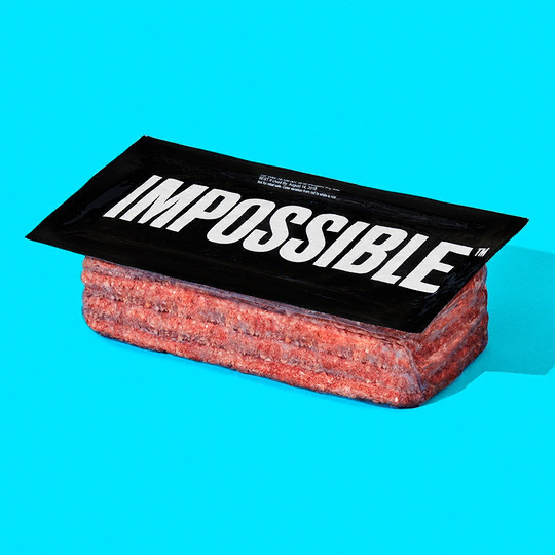 impossible meat online - raw