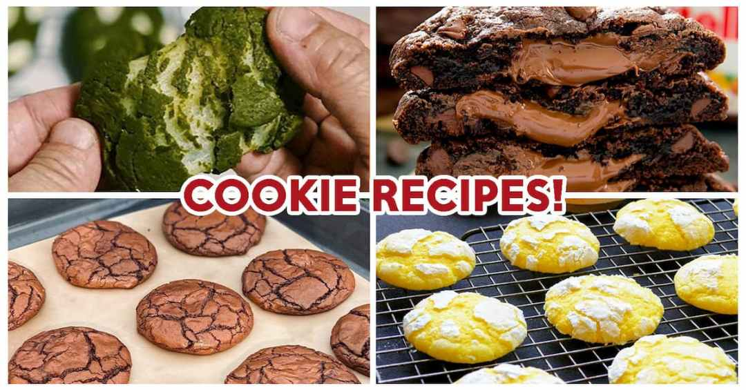 Cookie Recipes - Feature Image