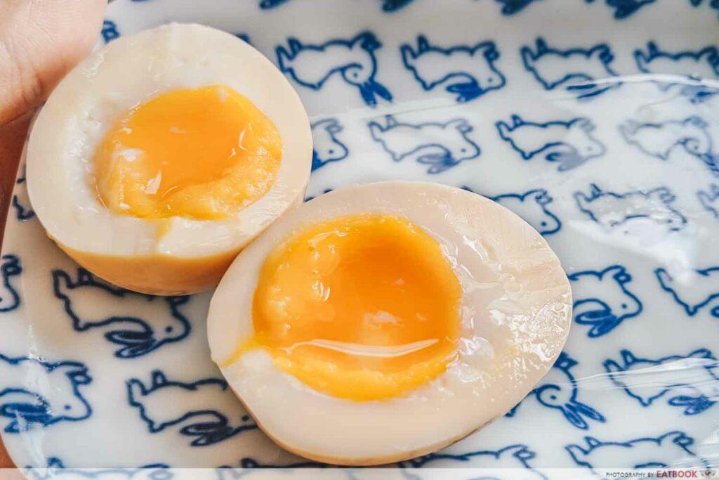 Easy Boiled Egg Recipes ramen eggs