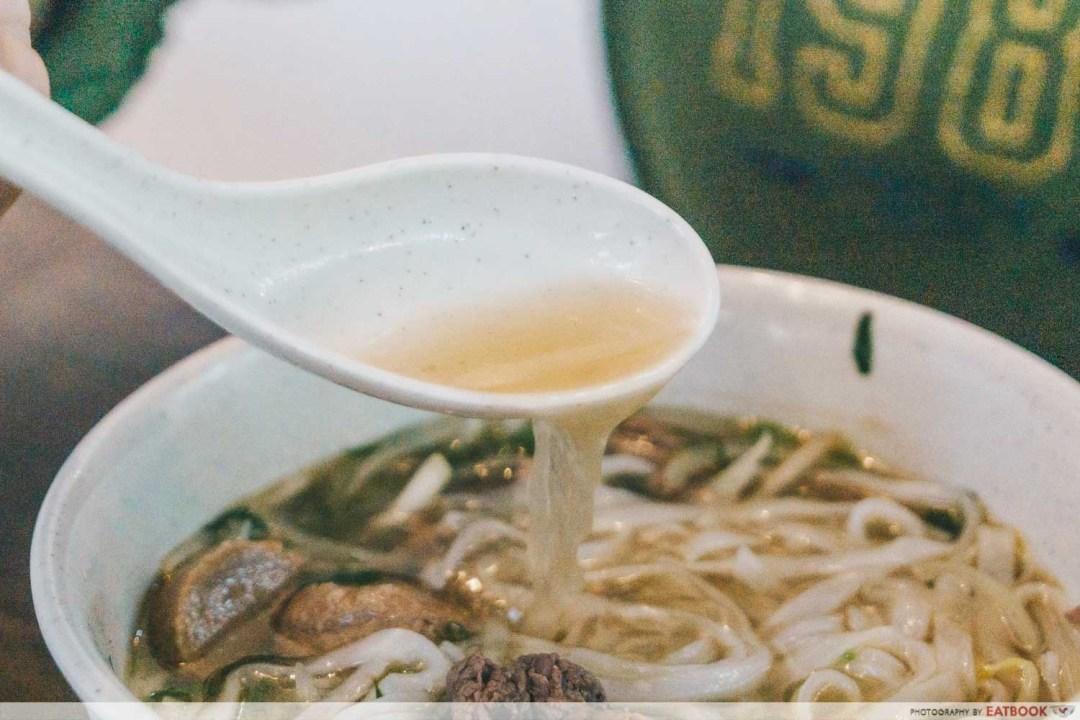 Pho Bo Vietnamese Restaurant - Pho Bo soup