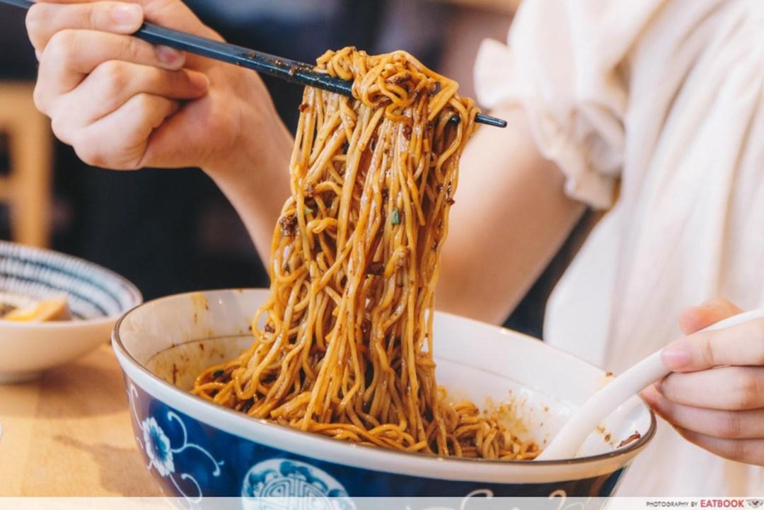 Paradise Group - parasite beef noodles