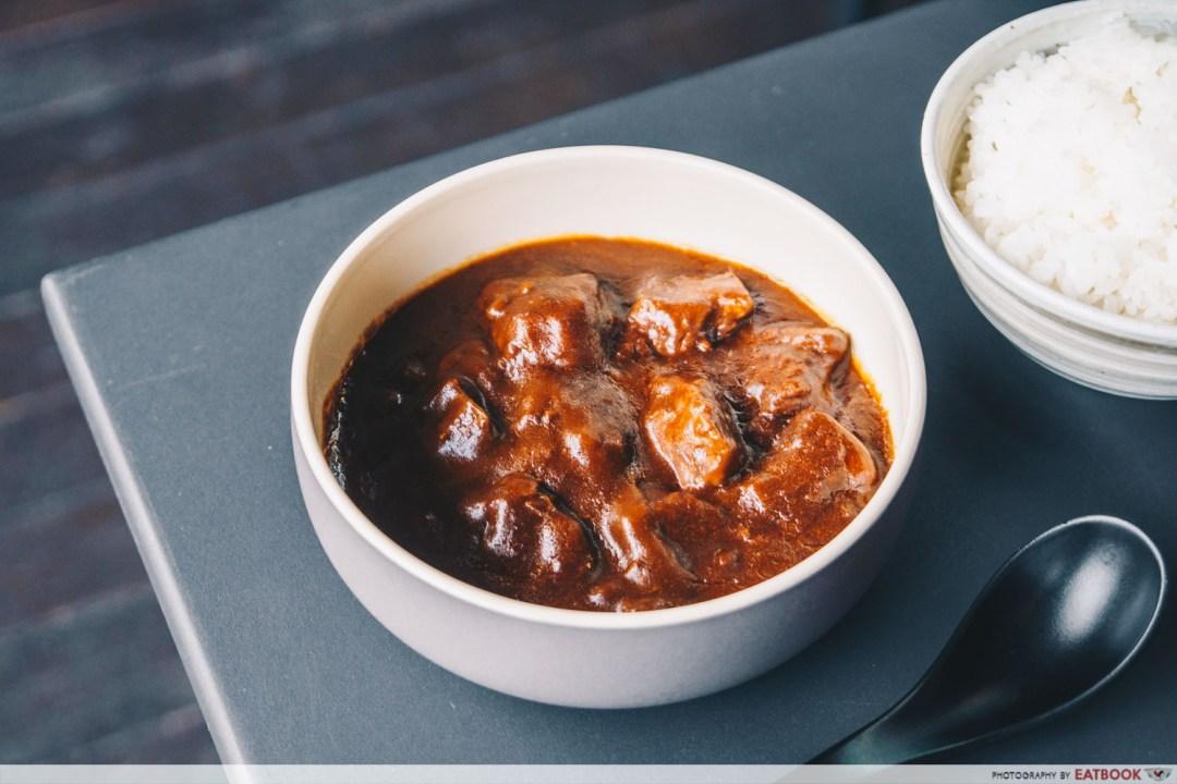 Wagyu Bites beef stew
