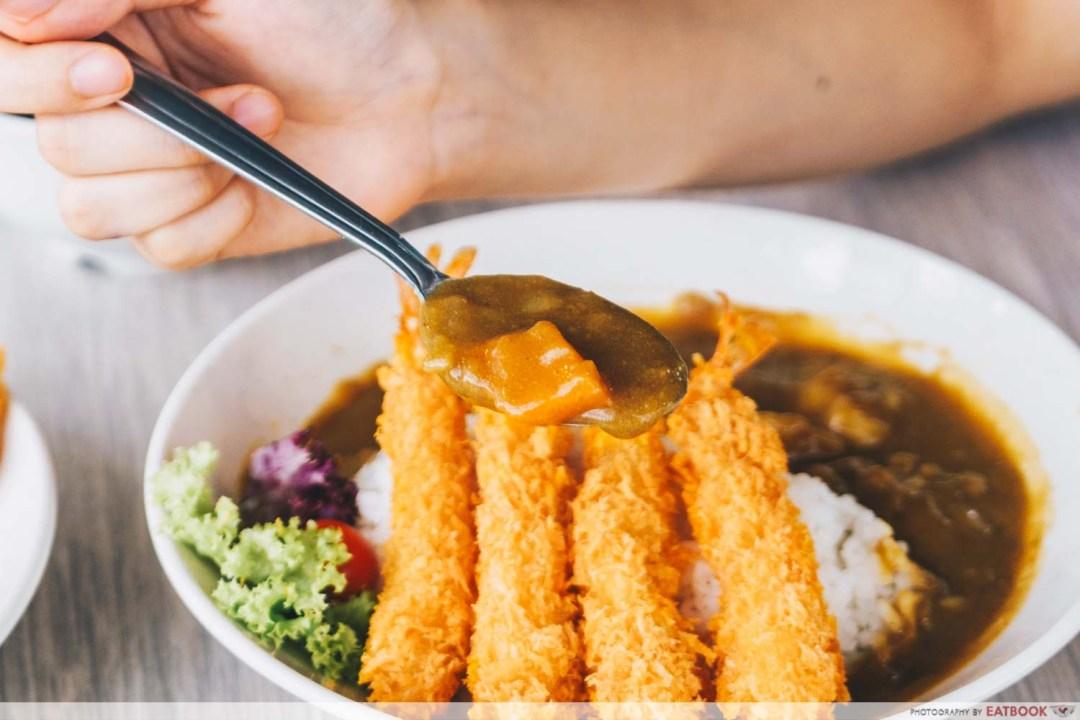 Kuroshiro - brown curry