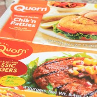 Product Review - Quorn Meat-less Patties (Classic Burger, Chik'n patty, Chik'n nuggets)