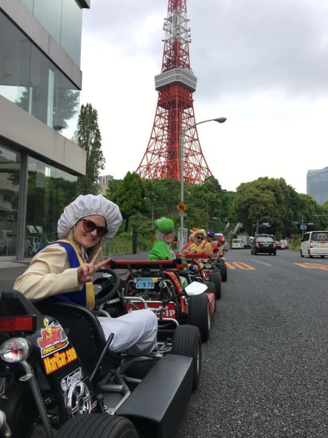 MariCAR in Japan