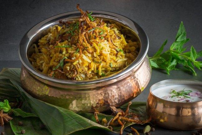 Daana Indian Restaurant.