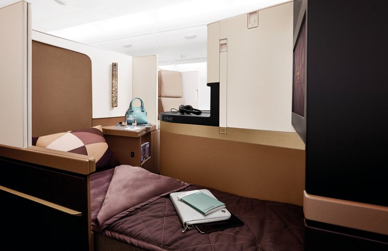 Good vibrations for long haul airline comfort
