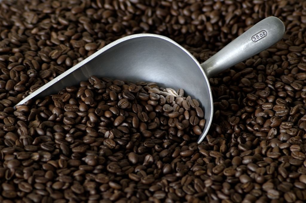 Scoop up your coffee beans