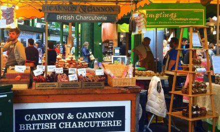 London's Borough Market is a must for food lovers