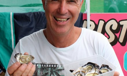 Straddie Oyster Festival is a must for oyster lovers
